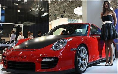 Porsche GT2 RS é o mais rápido da marca - Marcello Oliveira/EM/D.A Press