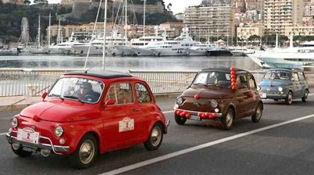 Criado por Dante Giacosa, o Cinquecento era visto como um carro barato e prático -