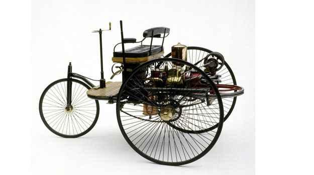 Motor de quase um litro gera menos de 2cv, o suficiente para ir aos 16km/h - Mercedes-Benz-Divulgação