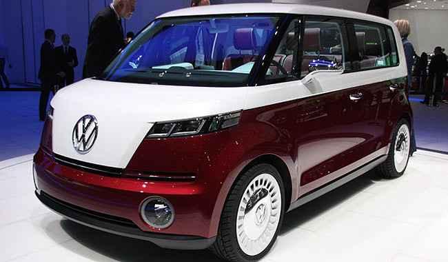 Volkswagen apresenta a Bulli, a Kombi do futuro