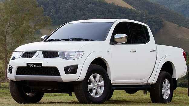 'Revis�o especial' da L200 Triton sai a R$ 218,13, mas n�o est� no site da marca - Mitsubishi/Divulgal��o