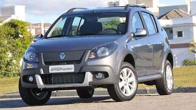 Renault Sandero � o pr�ximo