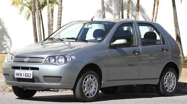 � preciso ter paci�ncia e esperar longo tempo para adquirir Fiat Palio 1.0 com ABS e airbag