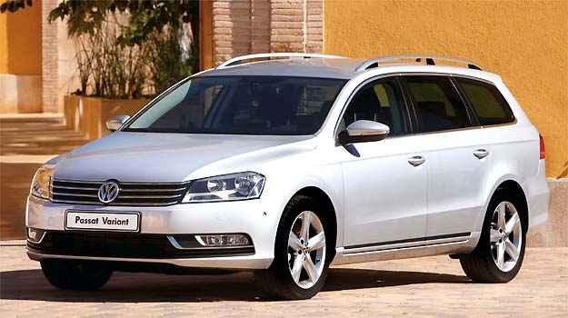 Teto solar na Variant � panor�mico e maior do que no sed�, por isso custa mais - Volkswagen/Divulga��o