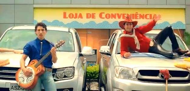 Outra propaganda da Nissan Frontier alfineta duas marcas concorrentes -