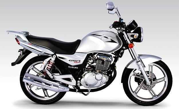 A GSR 150i tem motor de um cilindro, que desenvolve 12,17cv (Fotos: Suzuki/Divulga��o)