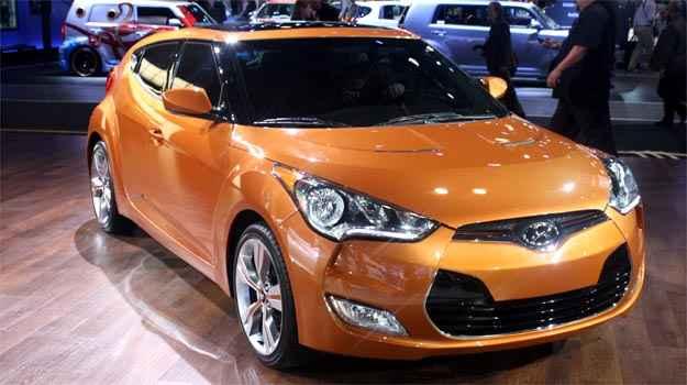 Hyundai Veloster - Quando o branco vale ouro