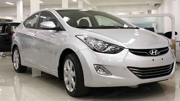 Hyundai Elantra come�a a chegar em concession�rias de BH
