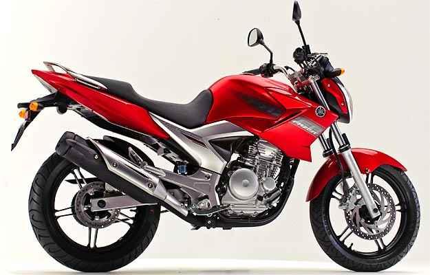 Yamaha Fazer é equipada de fábrica com o pneu Pirelli em recall - Yamaha/Divulgação