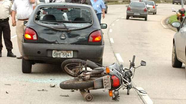Cresce o número de  jovens mutilados por acidentes com motos (Cristina Horta/EM/D.A PRESS)