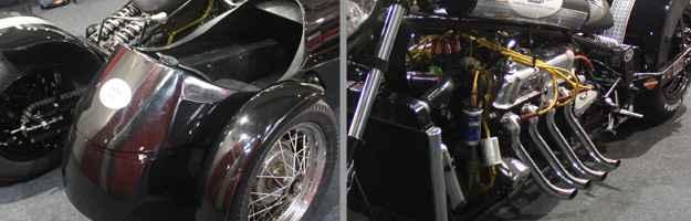 Clique aqui e confira mais imagens e detalhes da moto - Marcello Oliveira/EM/DA Press