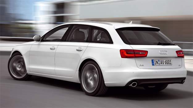 Elementos horizontais, como as lanternas, deixam a perua com aspecto mais largo (Audi/Divulgação)