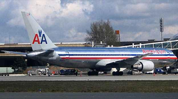 Problema em turbina de Boeing 767 � reincidente