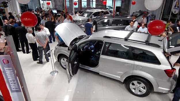 Concessionária Fiat