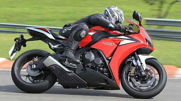 Os freios ABS são opcionais e têm precisão cirúrgica - Honda/Divulgacao