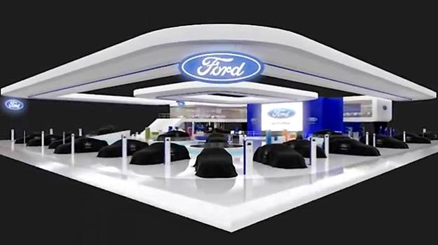 Fotos: Ford/Divulgação