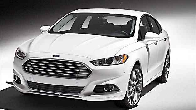 Novo Ford Fusion -