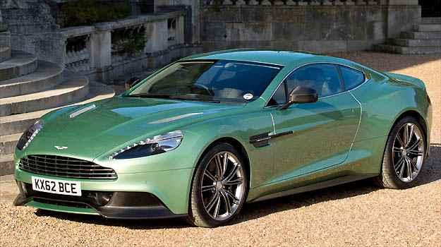 Fotos: Aston Martin/Divulgação