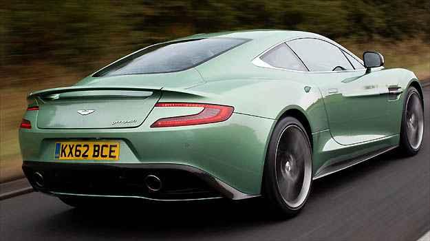 O nome Vanquish já foi usado pela Aston Martin no esportivo que foi produzido de 2001 a 2007 -