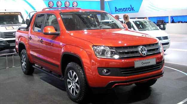 VW Amarok Canyon - Eduardo Aquino/EM/D.A PRESS