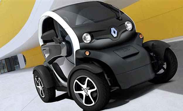 Renault Twizy - Renault/Divulgação