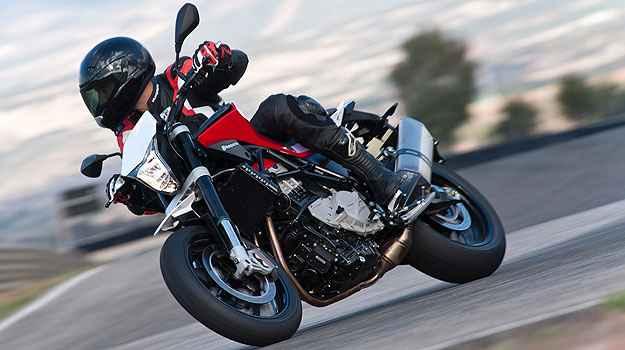 O modelo Nuda 900 tem motor anabolizado de dois cilindros da F 8900R - BMW/Divulgação