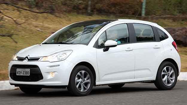Novo Citroën c3 se Destaca