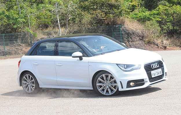 Audi A1 S Line 1.4 TFSI - Pise que ele responde