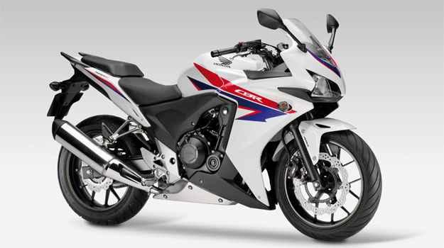 O visual esportivo da CB 500R � inspirado na CBR 1000RR Fireblade (Honda/Divulga��o)