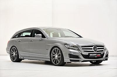Brabus prepara kits para vers�es a diesel da Mercedes-Benz