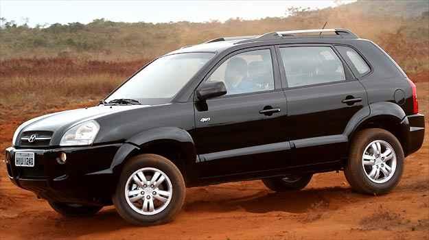 Hyundai anuncia recall dos modelos Santa Fe, Veracruz e Tucson