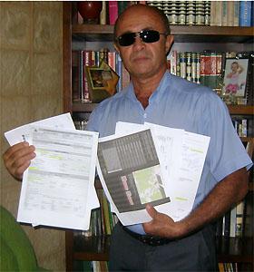 Dhennis Barbosa nunca conseguiu ser atendido no SAC para reclamar sobre falhas repetidas no freio do Face