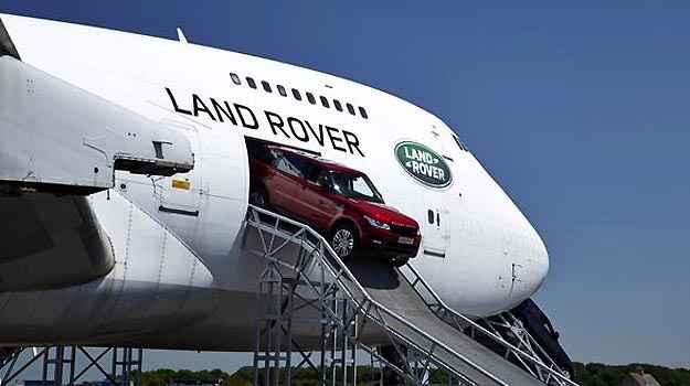 Um test-drive dentro de um Boeing 747