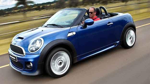 O Mini Cooper Cabrio se destaca por preservar linhas retr� (Mini/Divulga��o)