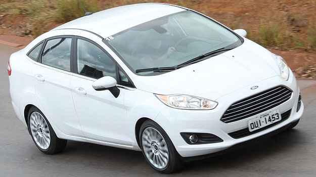 Vrum testa o Ford New Fiesta Sed�