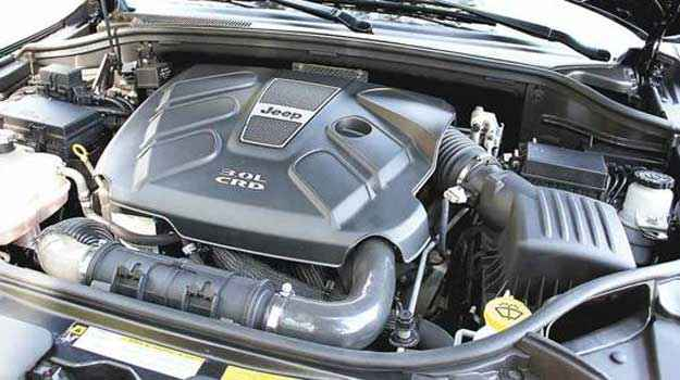 Motor V6 3.0, de 241cv, � 10% mais potente do que o anterior (Marlos Ney Vidal/EM/D. A Press )