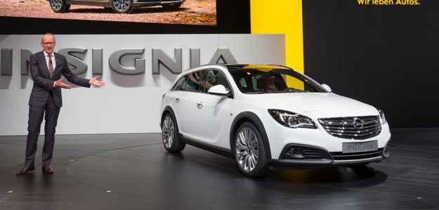 Monza Concept � o destaque da Opel em Frankfurt