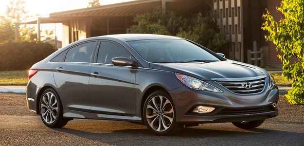 Principais mudan�as do novo Sonata est�o no visual (Hyundai/divulga��o)