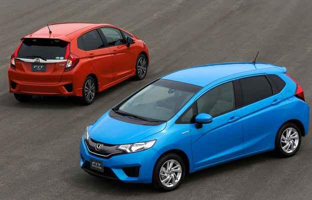 Honda confirma novo Fit para 2014 no Brasil