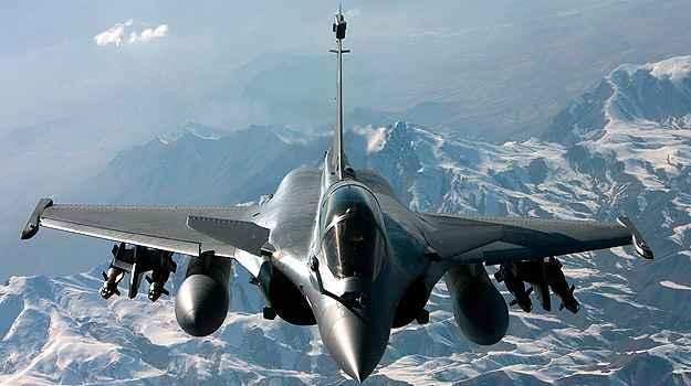 Rafale F3 está na disputa (Dassault/Divulgação)