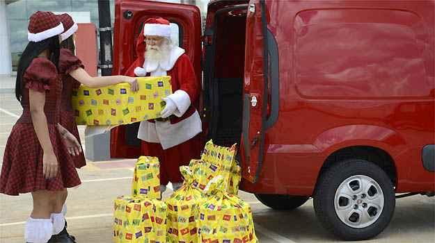 Novo Fiorino encara miss�o especial de Natal