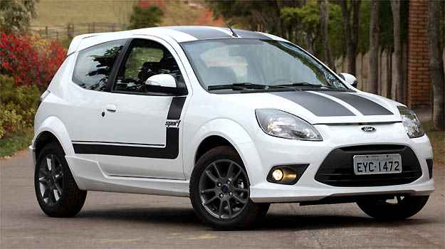 Ford Ka (Marlos Ney Vidal/EM/D.A PRESS)