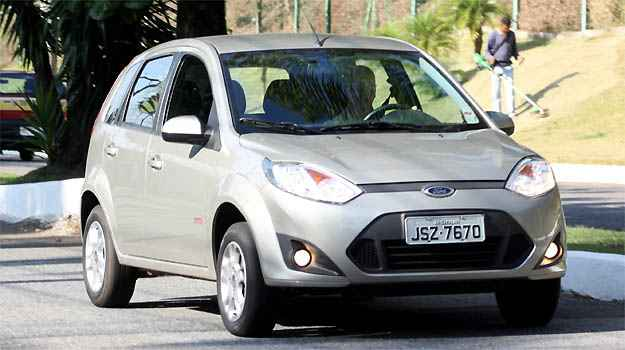 Ford Fiesta Rocam (Marlos Ney Vidal/EM/D.A PRESS)