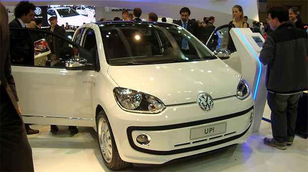 Volkswagen Up! (Paula Carolina/EM/D.A PRESS)