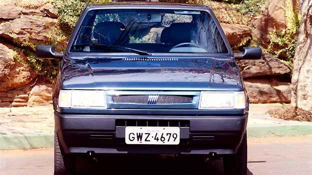 Mille Smart chegou em 2000 para ocupar o lugar deixado pela vers�o EX - Arquivo/Estado de Minas