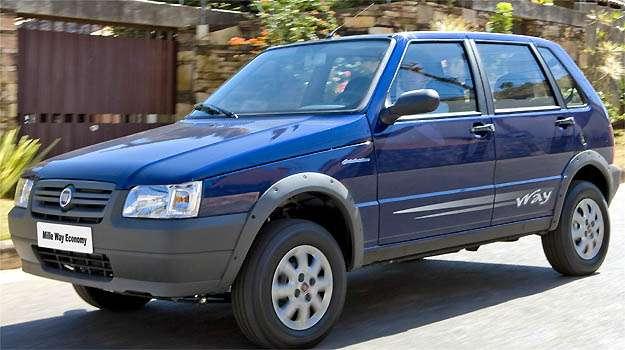 Vers�o Way continuou em linha at� o �ltimo instante de vida do Mille - Fiat/Divulga��o