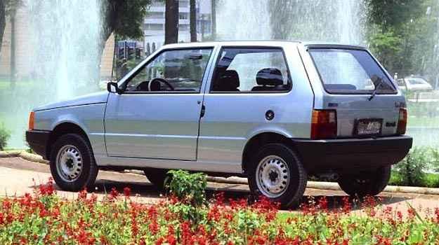 Mille Eletronic - Fiat/Divulga��o