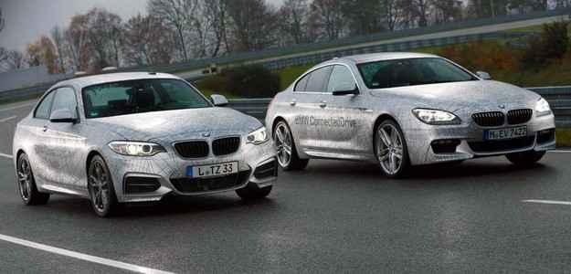 Vers�es aut�nomas do BMW s�o destaques para o CES (BMW/divulga��o)