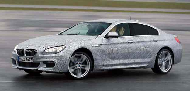 Modelos s�o inova��es do programa Connected Drive que traz sistemas de seguran�a  (BMW/divulga��o)