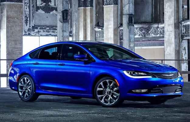 Modelo pode ser equipado com motor 2.4, de quatro cilindros, de 184 cv  (Chrysler/divulga��o)